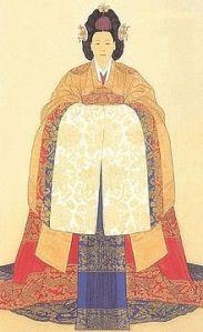 Portrait_of_Empress_Myeong_Seong